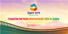 Exposition horticole internationale 2019 de Beijing