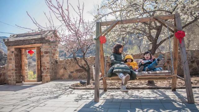 北京这个小村落,美成世外?#20197;矗?#29616;在去刚好!