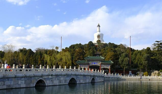 又刷屏!北京的蓝天白云美美美美翻了!