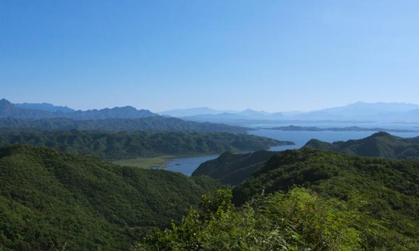 """京郊竟然藏着一个""""千岛湖"""",90%的人都没去过!美醉了!"""