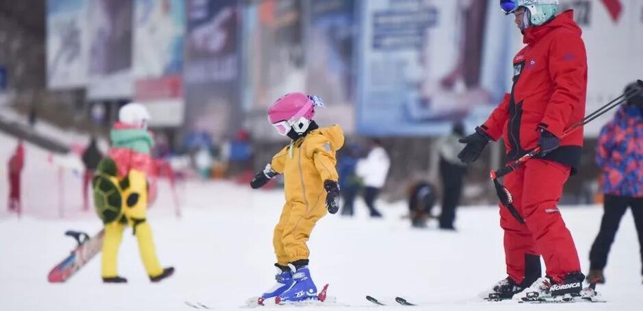 北京最近的雪山度假胜地,冬奥会主赛场!