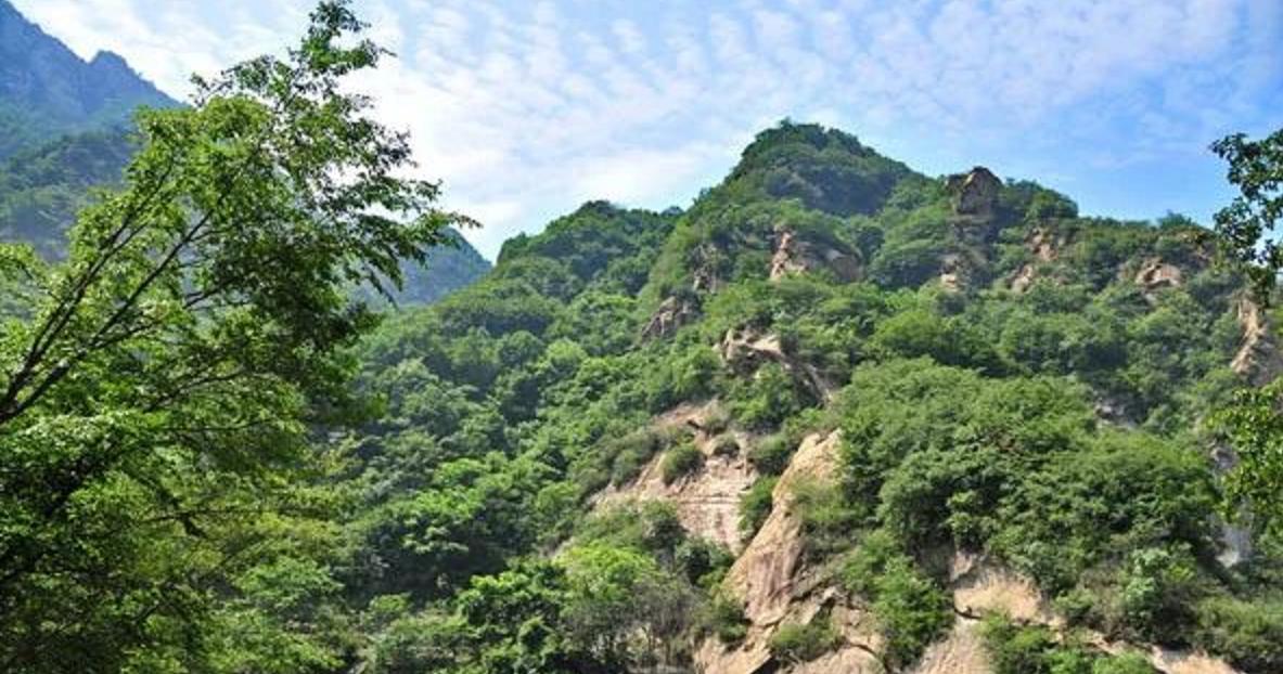 7月北京最美避暑地,自帶空調人少景美,約三倆朋友就出發!
