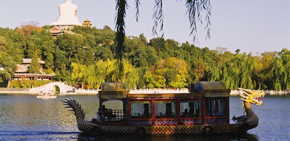 北京人家门口的古风美景,每一个都超适合过中秋!