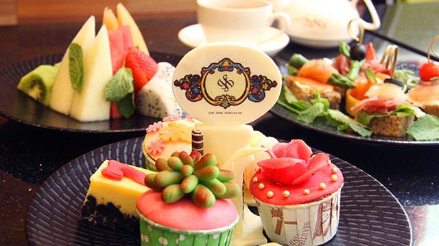 北京新云南皇冠假日酒店:花·漾主题下午茶