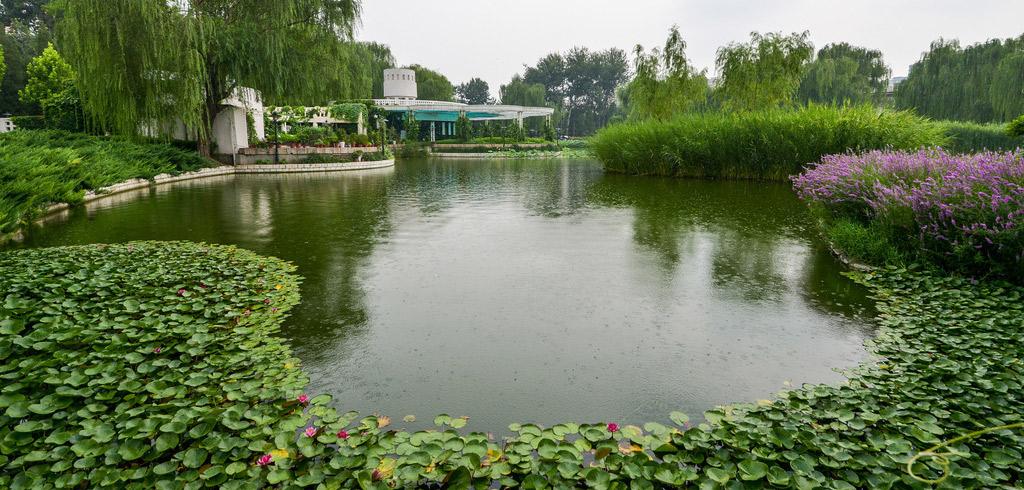北京2環竟藏著一座近10萬㎡的歐洲園林,堪比古羅馬,關鍵還免費