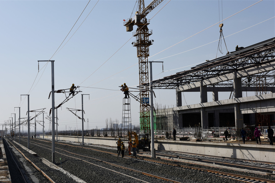High-speed railway to link Inner Mongolia, Beijing