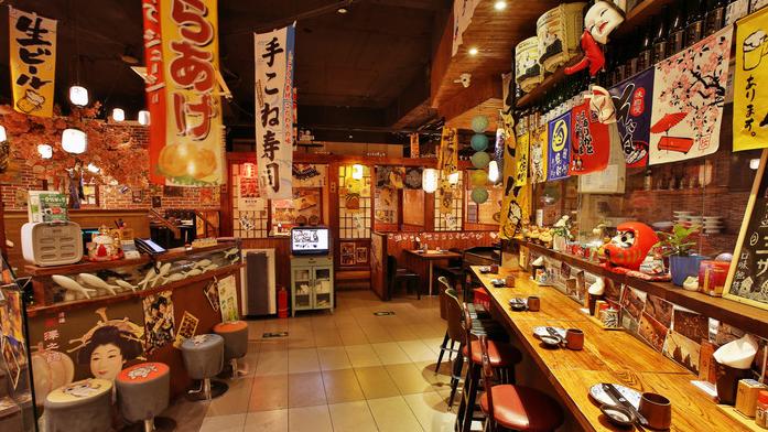 值得拔草的居酒屋,體驗日式風情