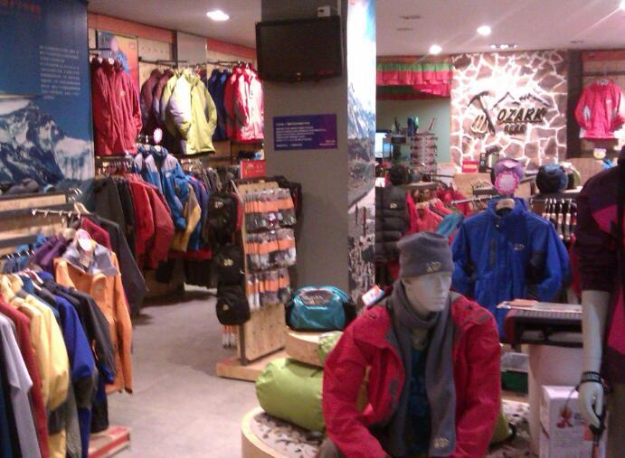 北京各大戶外運動用品商店,備齊裝備出發吧
