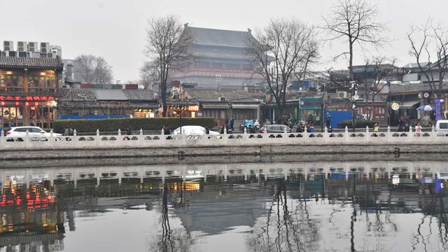 秋色还在,冬景已近!北京冬之美提前看!