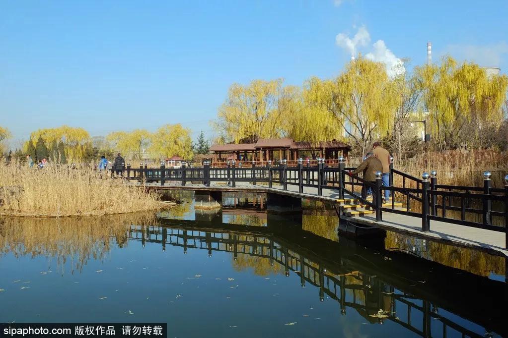 """春节过后北京开启""""首都模式"""",这些地方依旧人少景美"""
