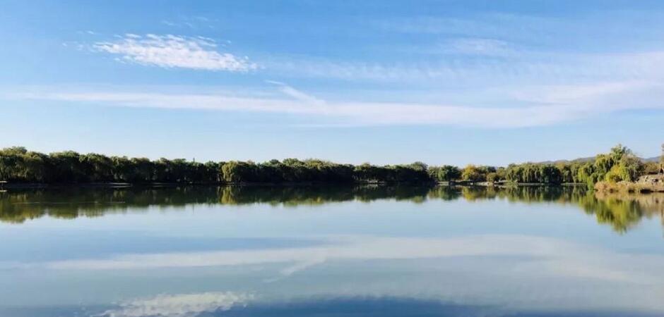 入冬了去哪玩?这个五环内的公园,到底有多少美景?