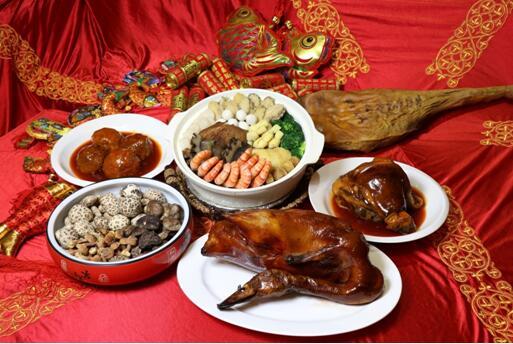 年夜饭去哪吃,京城酒店带您欢聚礼遇