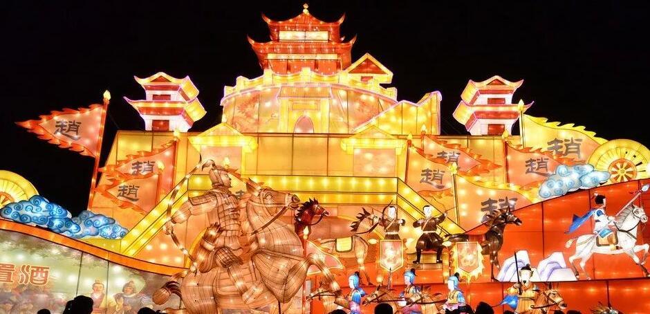 最全!北京19场元宵节灯会信息全在这里了!