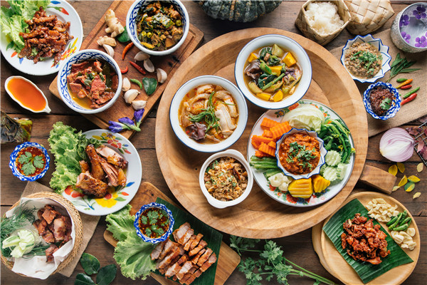 泰國美食盛宴 麗思卡爾頓香溢餐廳等你來