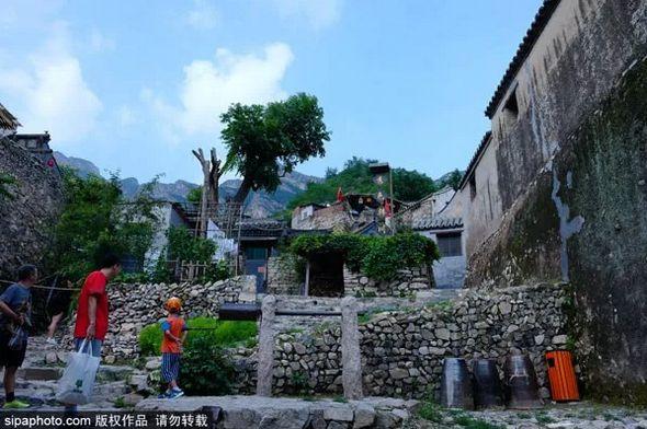 北京私藏着几家绝美古村落!清新幽爽,颜值爆美!