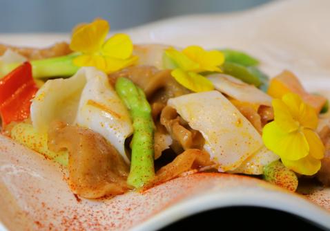 陸羽中餐廳等您來品嘗云南野生奇珍蘑菇