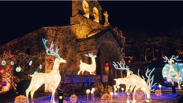 古北水鎮圣誕季開啟