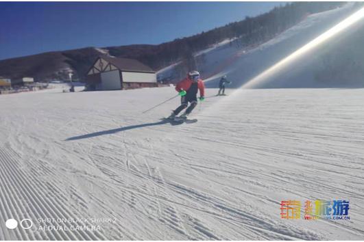 提前感受冬奧:京津冀冰雪文化體驗團打卡延慶和崇禮