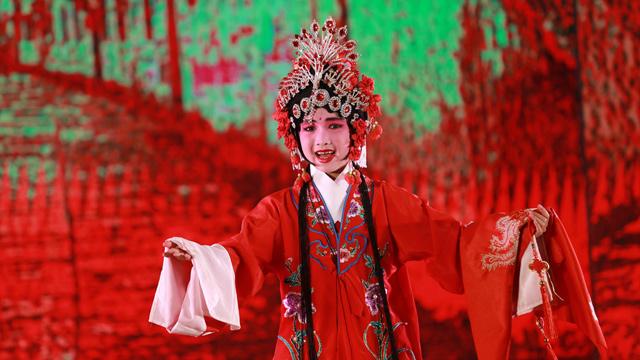 中华民族艺术瑰宝——京剧