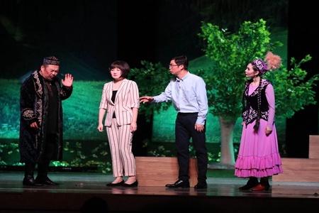 北京喜劇周陪戲迷開心過暑夏