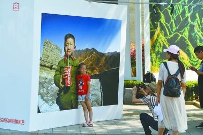 1500张巨幅影像讲述长城故事