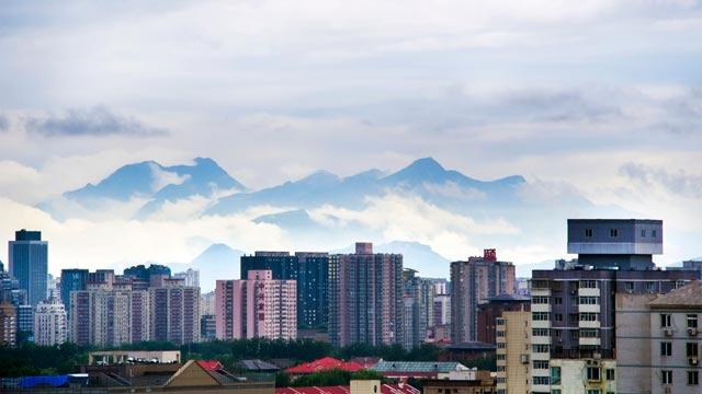 堪称神级美景!如果《流浪地球》在北京这些地方拍,连特效费都省了!