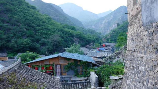 """今天就來這個""""空調""""村!北京首批市級傳統村落~"""
