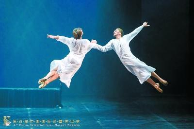 中国国际芭蕾演出季精品云集