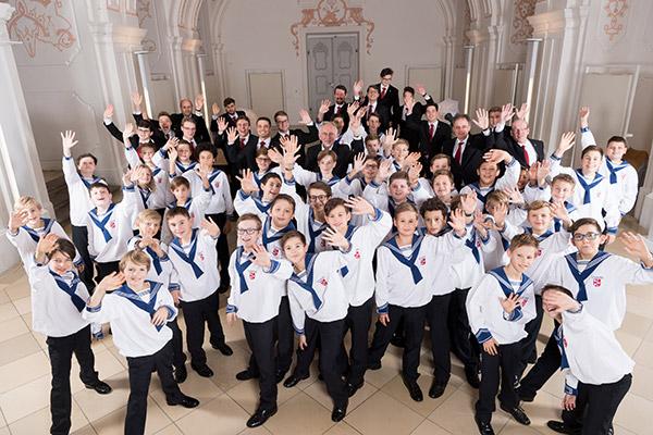 最古老童声合唱团奥地利布鲁克纳童声合唱团6月底来津