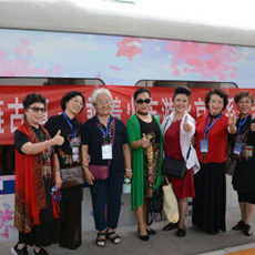 漫越花?!ぶ殒湽沛偂?乘著火車游北京