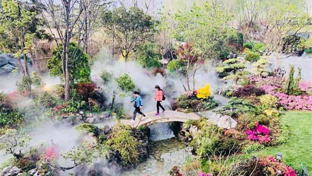 好消息!北京世園會重新開放啦!票價令人震驚,近乎免費!