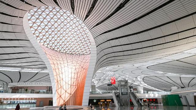 大興機場向世界級消費中心進階 你逛的其實不只是個機場
