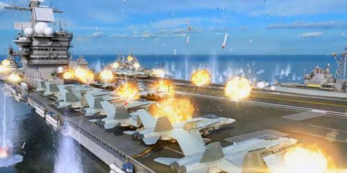 上千枚导弹如雨点般落下!俄罗斯反航母方案脑洞够大