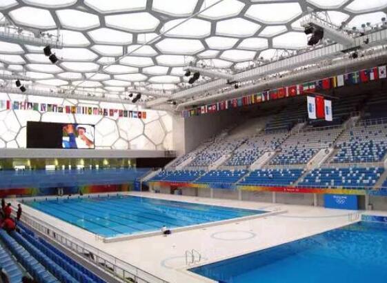京城游泳館,強身又健體!