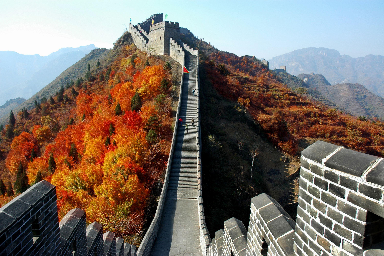 万里长城的缩影:黄崖关长城