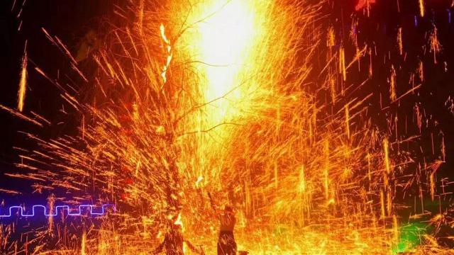 国家级非物质文化遗产:长城铁花