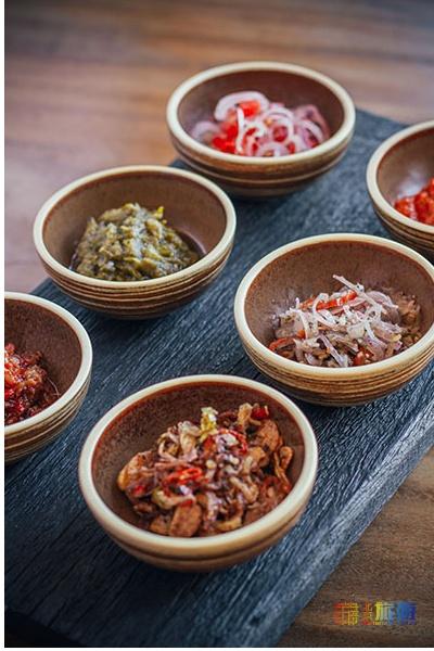 北京丽思卡尔顿酒店举办巴厘岛美食节