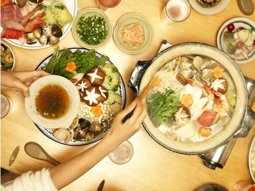 伊豆野菜村,日式主题火锅