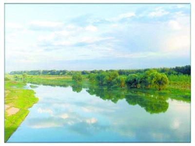 感悟温榆河之美