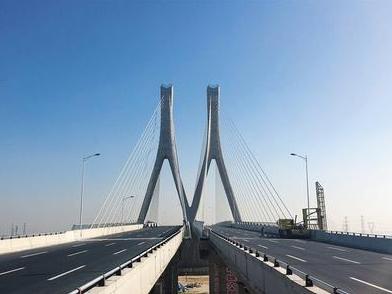 唐山市城市二环路正式贯通
