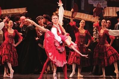 世界级歌剧舞剧汇聚天津大剧院