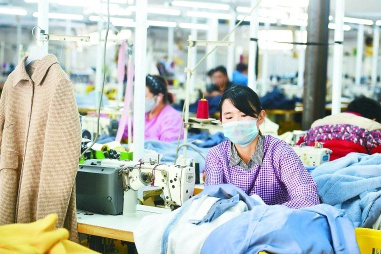近500家北京服装厂沧州再出发