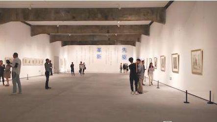 民生美术馆将于12月18日展40年水墨精品