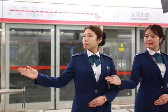 """石家庄地铁运营服务质量""""提速"""""""