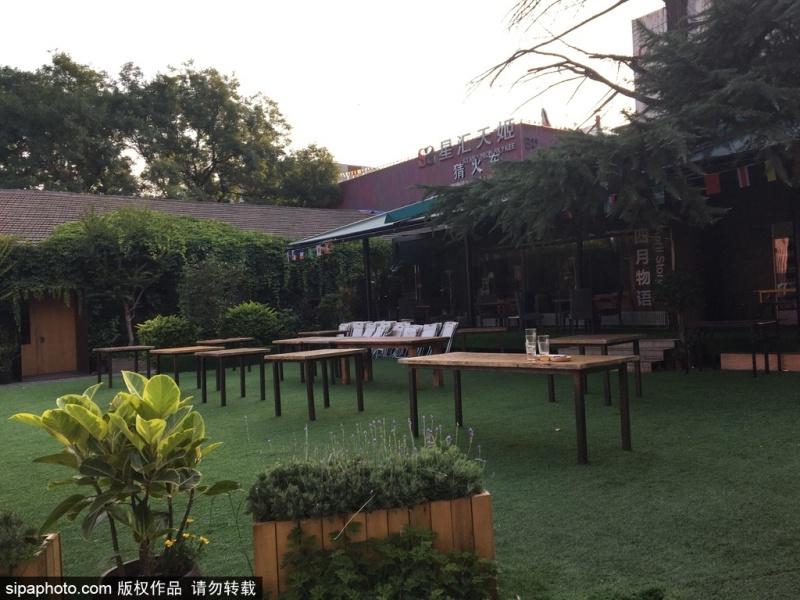 老北京特色著名游玩地——胡同里的文创园
