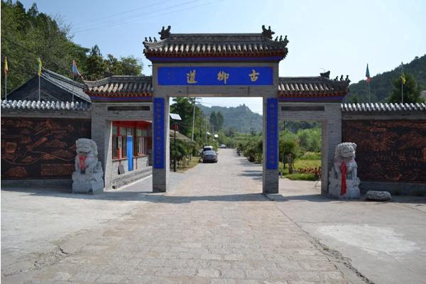 北京周边游 古北口传奇