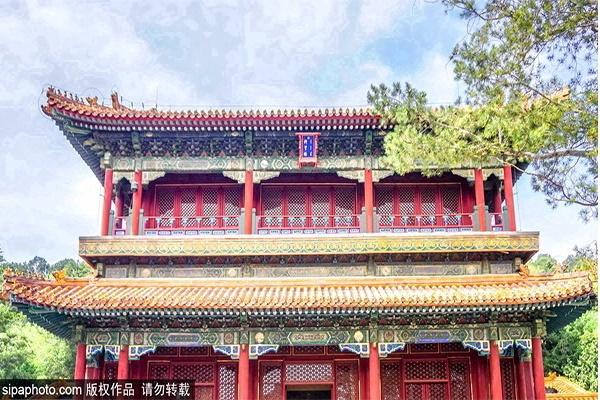 寿皇殿四百年