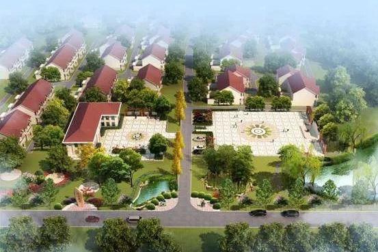 河北省将建600个国家森林乡村