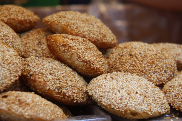 京城这些烧饼铺子,排队也要吃