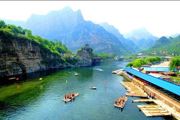 野三坡带动71个村旅游脱贫